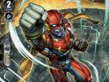 Quick Hero, Active Mask