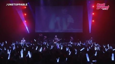 【RAISE A SUILEN】「UNSTOPPABLE」ライブ映像【THE THIRD(仮)2ndライブ】
