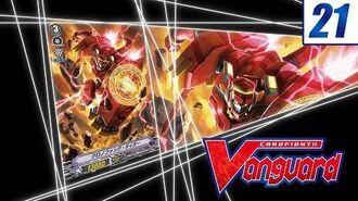 Sub Remind 21 Cardfight!! Vanguard Shinemon Arc - Summoning Experiment