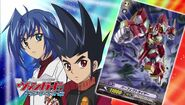 Aichi & Kamui with Perfect Raizer