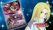 Tatsunagi Kourin - Garnet Star Dragon