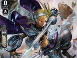 Shining Knight, Millius (V Series)