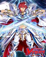 Twin Absolute Divine Knight, Saint of Twin Sword (Full Art)