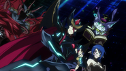 BlasterDarkDiablo-Amon-Luquier-Chatnoir (Anime-GC-NC)