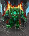 Beast Deity, Riot Horn (Full Art).jpg
