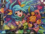Applause Flower, Palche