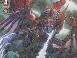 Rikudo Stealth Dragon, Zaramerakan