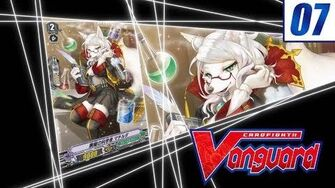 Sub Remind 7 Cardfight!! Vanguard Official Animation - Capital Revived!!