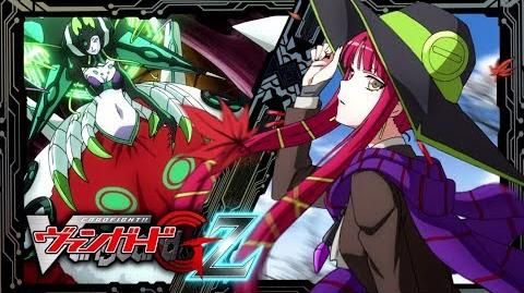 Sub TURN 9 Cardfight!! Vanguard G Z Official Animation - Evil Governor Gredora