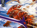 Fulgurate Foil Dragon