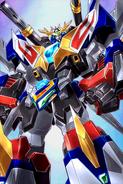 True Ultimate Dimensional Robo, Great Daikaiser (Full Art)