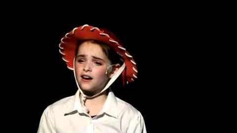 When She Loved Me Toy Story 2 Jessie's song - Lauren Jones