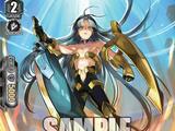 Flame Wind Lion, Wonder Ezel (V Series)