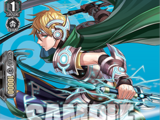 Radical Knight, Anil (V Series Start Deck)