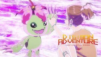 DIGIMON ADVENTURE LAST EVOLUTION KIZUNA - 2nd Trailer English Sub