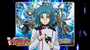 Gaillard with Bluish Flame Liberator, Prominence Glare and Liberator of Destiny, Aglovale
