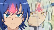 PSYQualia Zombie Aichi possessed by possessed Takuto