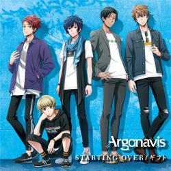 Argonavis 2nd Single Blu-ray Edition Cover