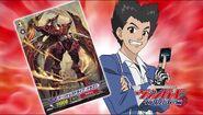 Morikawa with Dauntless Drive Dragon