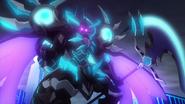 Dark Dragon, Spectral Blaster Diablo (Anime-GC-NC-3)