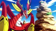 Flare Arms, Ziegenburg (Anime-NX-NC-6)