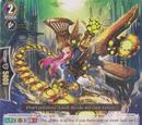Steam Maiden, Ishin