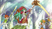 Dream-spinning Ranunculus, Ahsha (Anime-GC-NC-4)