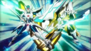 Blaster Blade & Alfred Exiv (Movie-NM-NC)