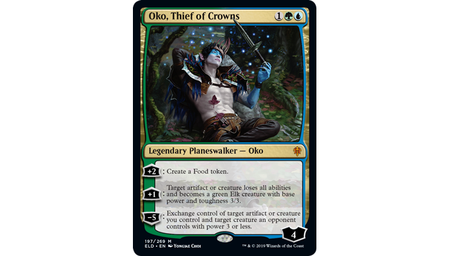 Oko Thief of Crowns EN
