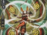 Delusional Mutant, Dazzle Moth