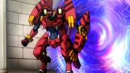 Chronofang Tiger G (Anime-NX-NC-3)