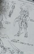 Majesty Lord Blaster (Manga-CV4-Design)