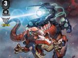 Fiery Light Dragon, Opticalcerato