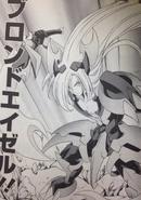 Incandescent Lion, Blond Ezel (Manga)