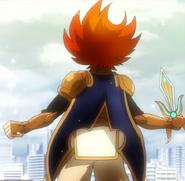 Knight of Early Dawn, Coel (Anime-SG-NC-3)