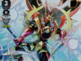 Dragonic Kaiser Vermillion (V Series)
