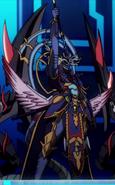 "Evil-eye Hades Emperor, Shiranui ""Mukuro"" (Anime-NX-NC-5)"