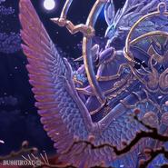 Blazing Demonic Stealth Dragon, Shiranui Zanki (Extra)