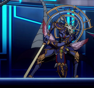 "Evil-eye Hades Emperor, Shiranui ""Mukuro"" (Anime-NX-NC-8)"