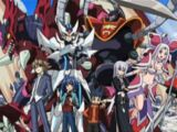 Cardfight!! Vanguard Openings and Endings