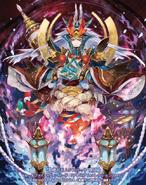 Enma Stealth King, Mujinlord Dagoku (Full Art)