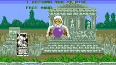 """Rise from Your Grave!"" - Altered Beast"