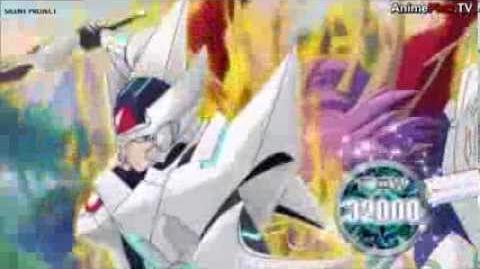 (Legion Mate) Cardfight!! Vanguard Seeker, Sacred Wingal & Blaster Blade Seeker 'Legion' - HD