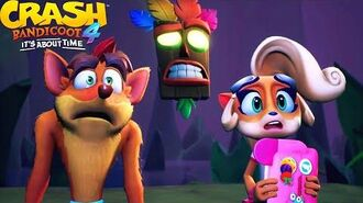 Crash Bandicoot 4 It's About Time Overview Trailer PS4 State of Play 2020-0