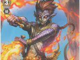 Demonic Dragon Berserker, Yaksha