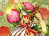 Ahsha's Flower Fairy Token
