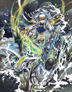 Storm Dominator, Commander Thavas (Full Art)