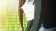 Ryuzu smirking