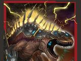 Thundering Sword Dragon, Anger Blader