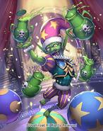 Poison Juggler (Full Art-V)